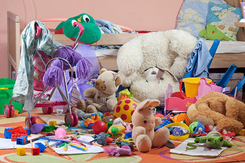 When Toys Take Over | Pregnancy View